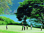 Sri Lankan Airlines Golf Classic in Kandy